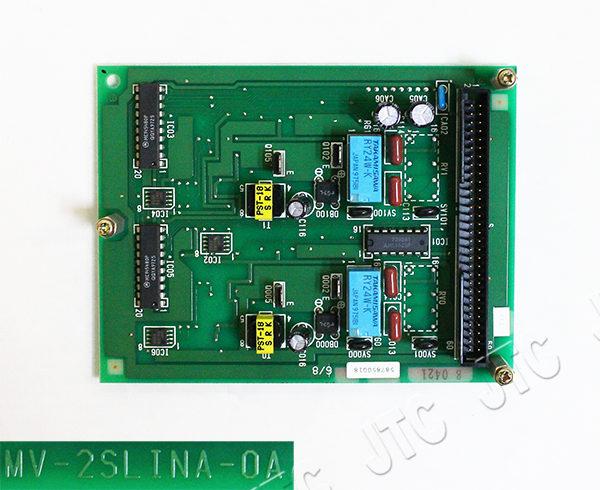 HITACHI 日立 MV-2SLINA-0A MV 2回路単独電話機ラインA ユニット