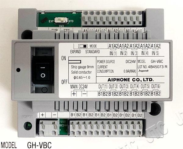 アイホン GH-VBC 映像制御ユニット