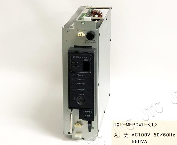 NTT GXL-MEPOWU-(1) GXL-主装置電源ユニット