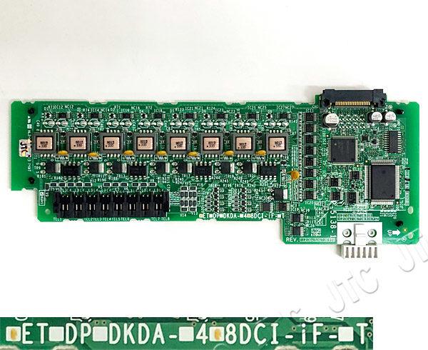 HITACHI 日立 ET-8DCI-iF 8回線ボタン電話インタフェース (iF)