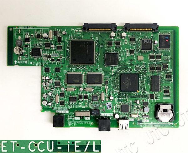 HITACHI 日立 ET-CCU-iE/L ET-iE主装置用コントロールユニット