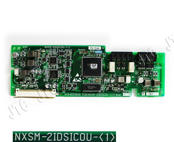 NTT NXSM-2IDSICOU-(1) NXSM-2ISDN外線ユニット