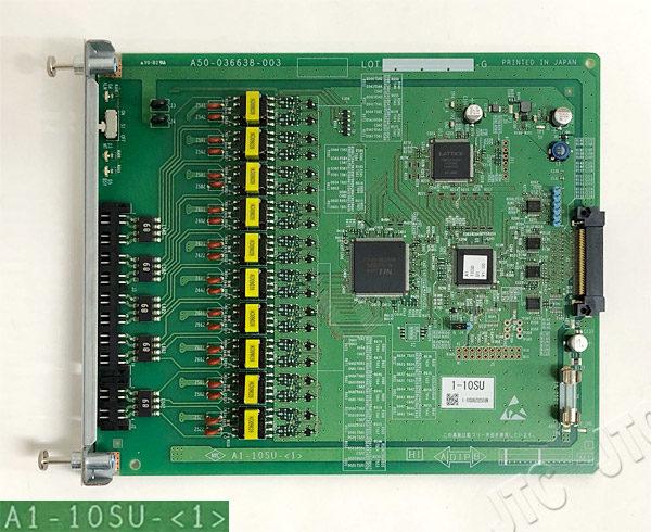 NTT A1-10SU-(1) 10多機能電話機ユニット(スター)
