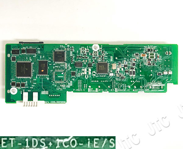 HITACHI 日立 ET-1DS+1CO-iE/S 1回線INS64+1回線アナログ局線増設(iE/S)