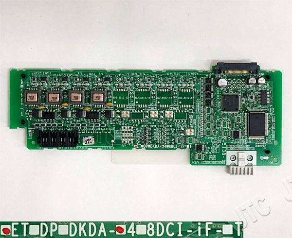 HITACHI 日立 ET-4DCI-iF 4回線ボタン電話インタフェース(iF)