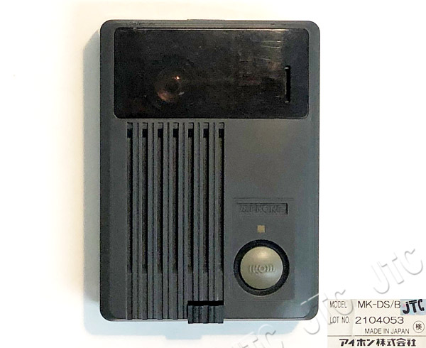 アイホン MK-DS/B カメラ付露出型玄関子機