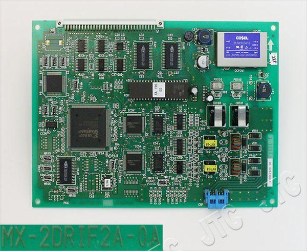 HITACHI 日立 MX-2DRIF2A-0A 2回路2Wディジタル無線インタフェースA(MX)