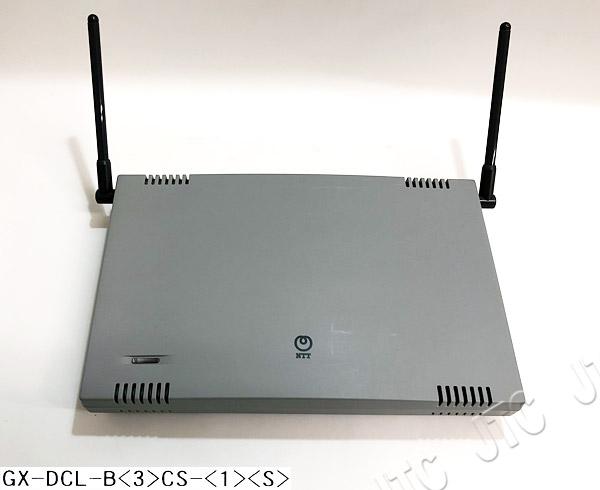 NTT GX-DCL-B(3)CS-(1)(S) ディジタルコードレスバス3接続装置