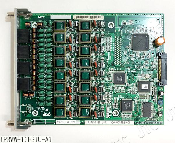 NEC IP3WW-16ESIU-A1 16回線ESIユニット