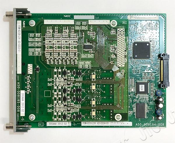NEC IP3WW-8COIU-LS1H + IP3WW-4COIDB-LS1H 8回線COIユニット + 4回線COI増設ユニット