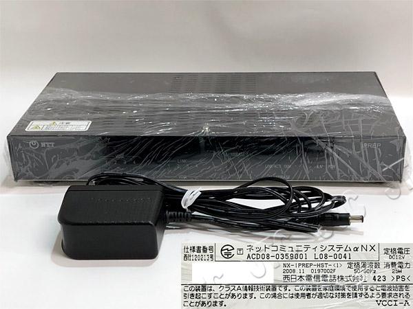 NTT NX-IPREP-HST-(1) NXーIP内線延長装置ーホストー「1」