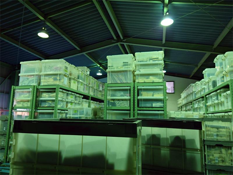 日本電話取引センター 笠幡倉庫