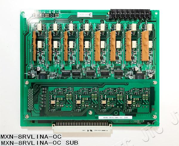 HITACHI 日立 MXN-8RVLINA-0C 8単体電話機ユニット