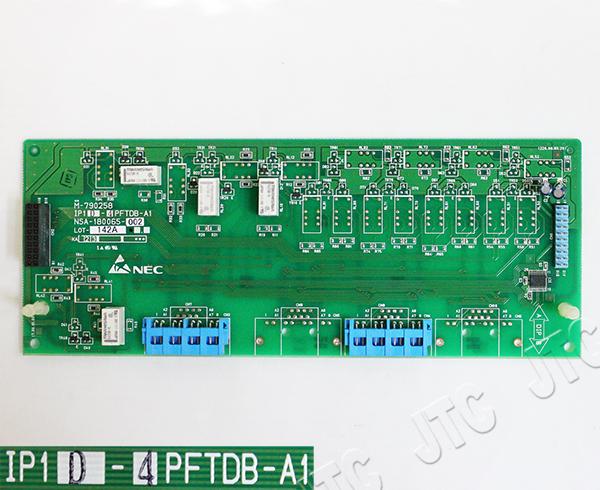 NEC IP1D-4PFTDB-A1 4回線アナログ停電切替ユニット