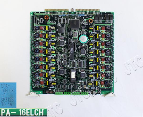 NEC SPA-16ELCH-F 16回線デジタルライン回路H-F