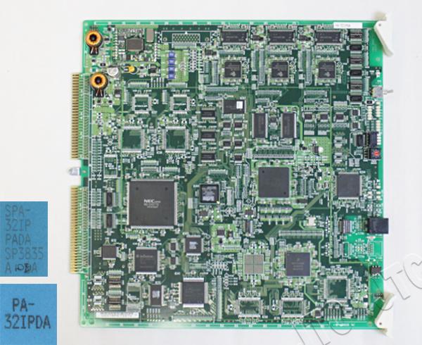NEC PA-32IPDA 32チャンネルIPパットパッケージA