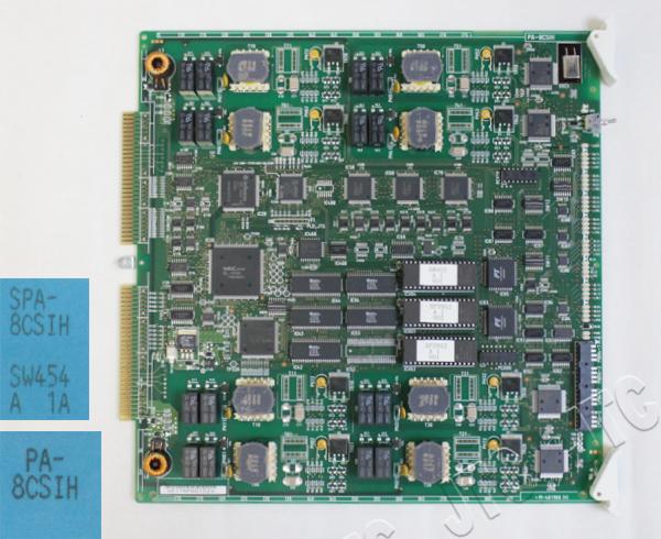 NEC SPA-8CSIH 8回路BSインタフェースH