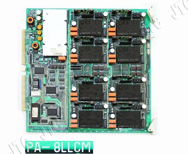 NEC SPA-8LLCM 8回線長距離ライン回路M