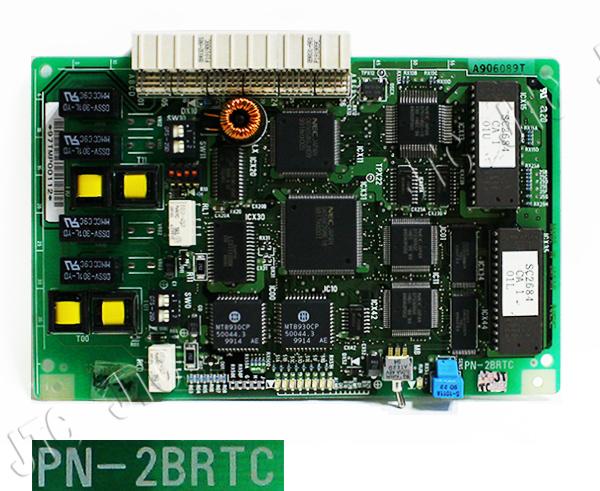 NEC PN-2BRTC 2局ISDN外線ユニット