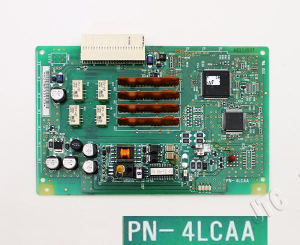 NEC PN-4LCAA 4回線アナログラインパッケージ