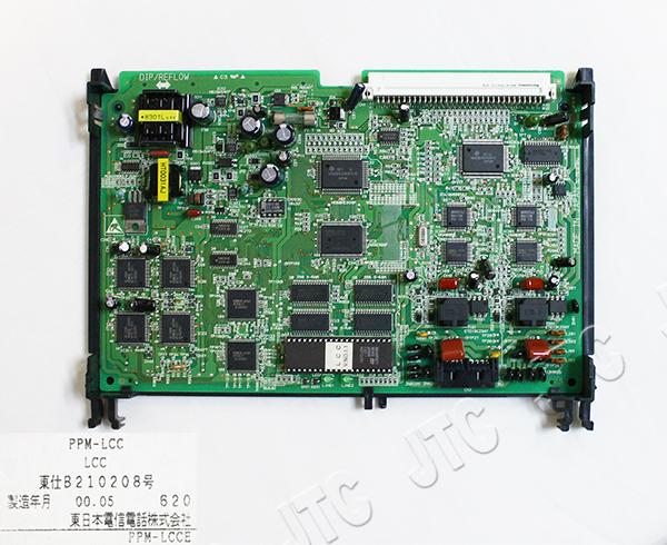 NTT PPM-LCC CS接続回路