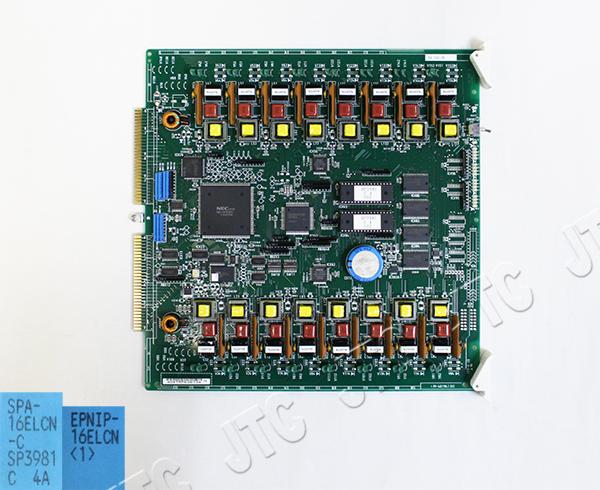NEC SPA-16ELCN-C 16多機能電話機ユニット